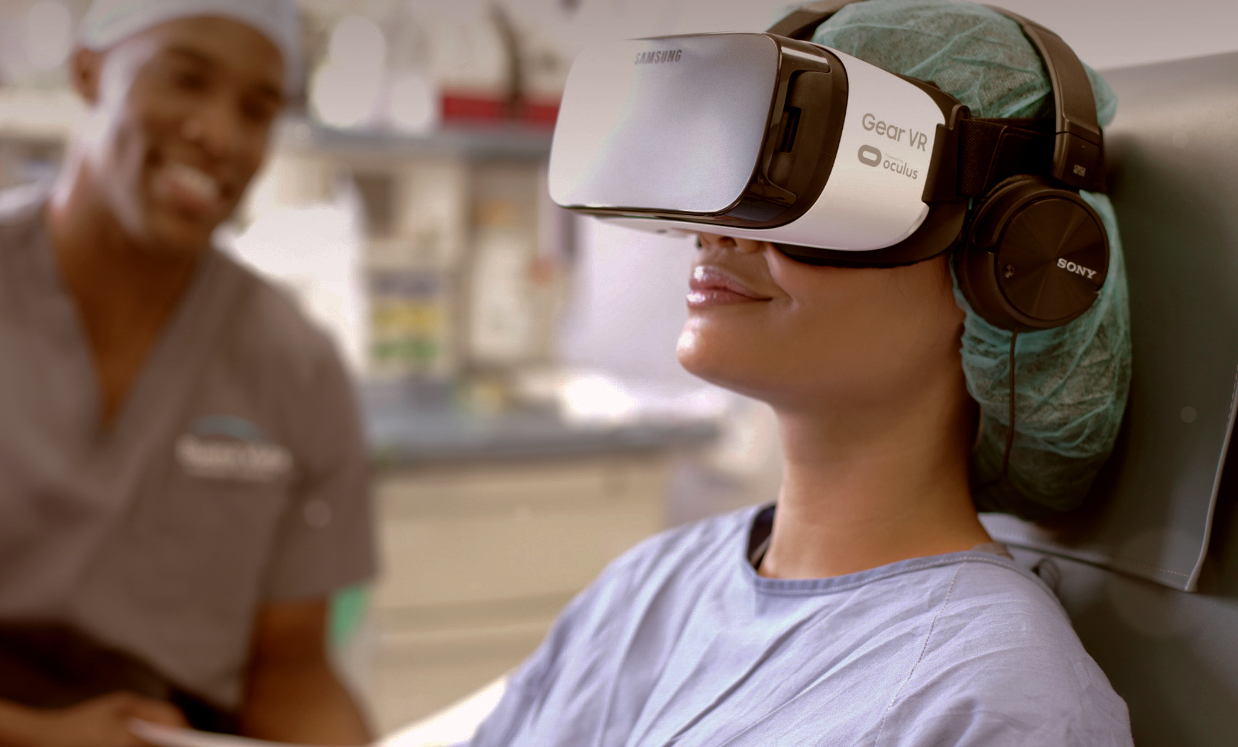 Transforming Patient Care   The first VR platform designed for healthcare    Request Free Trial