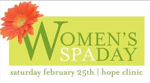 Women's Spa Day