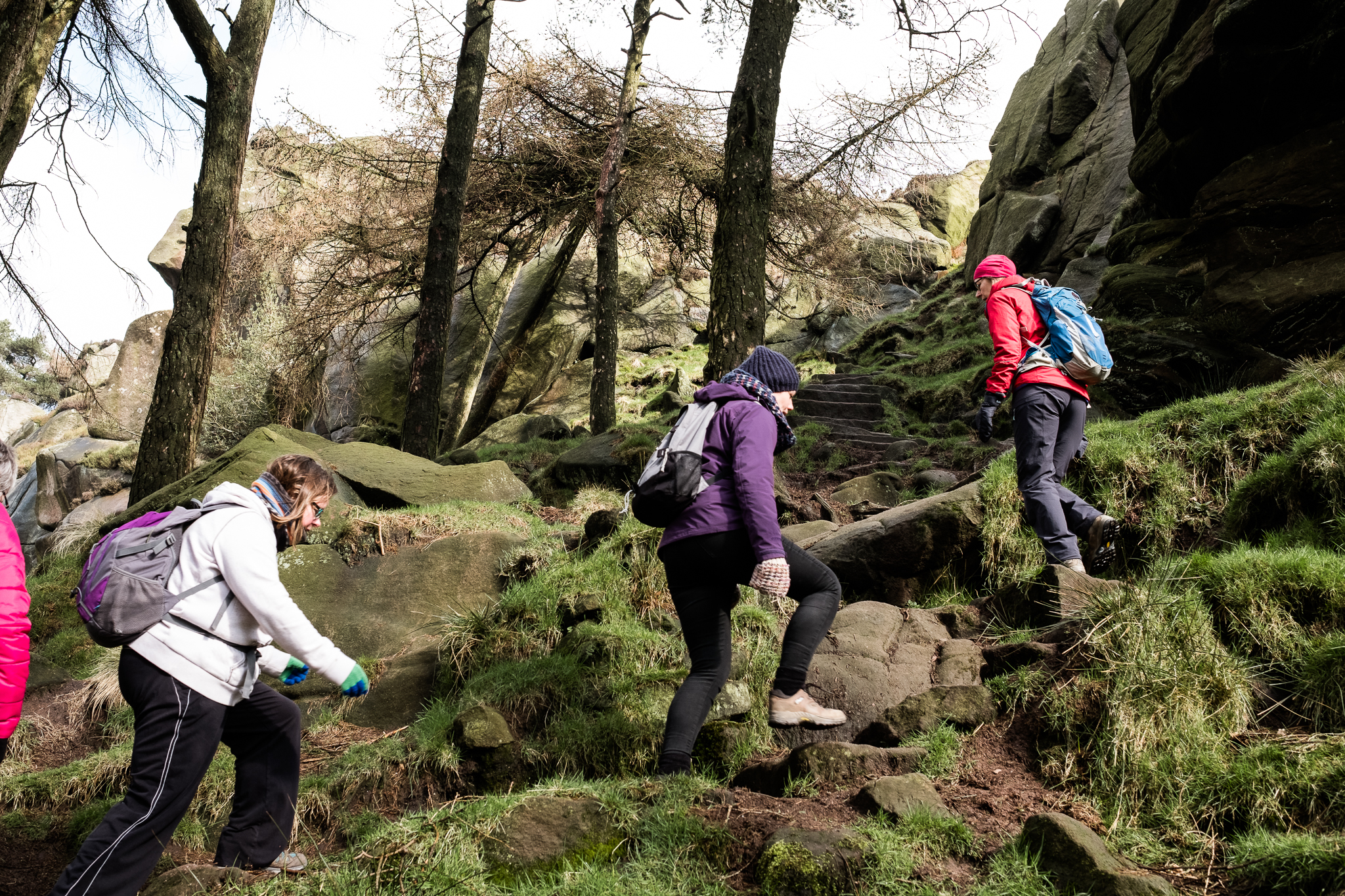 03.23.2017 Photowalk with Get Some Fresh Air The Roaches and Lud's Church Ludchurch Staffordshire Upper Hulme Ridge Rocks-6.jpg