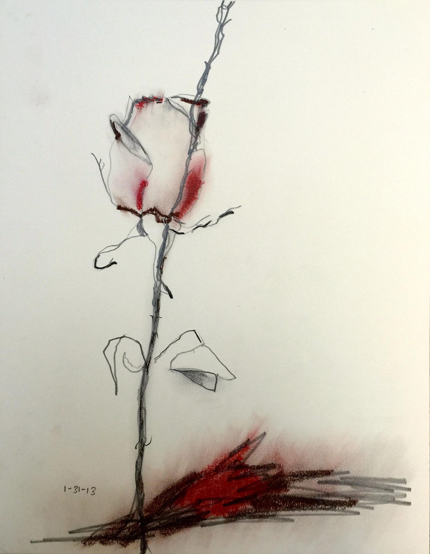 Barbed Rose