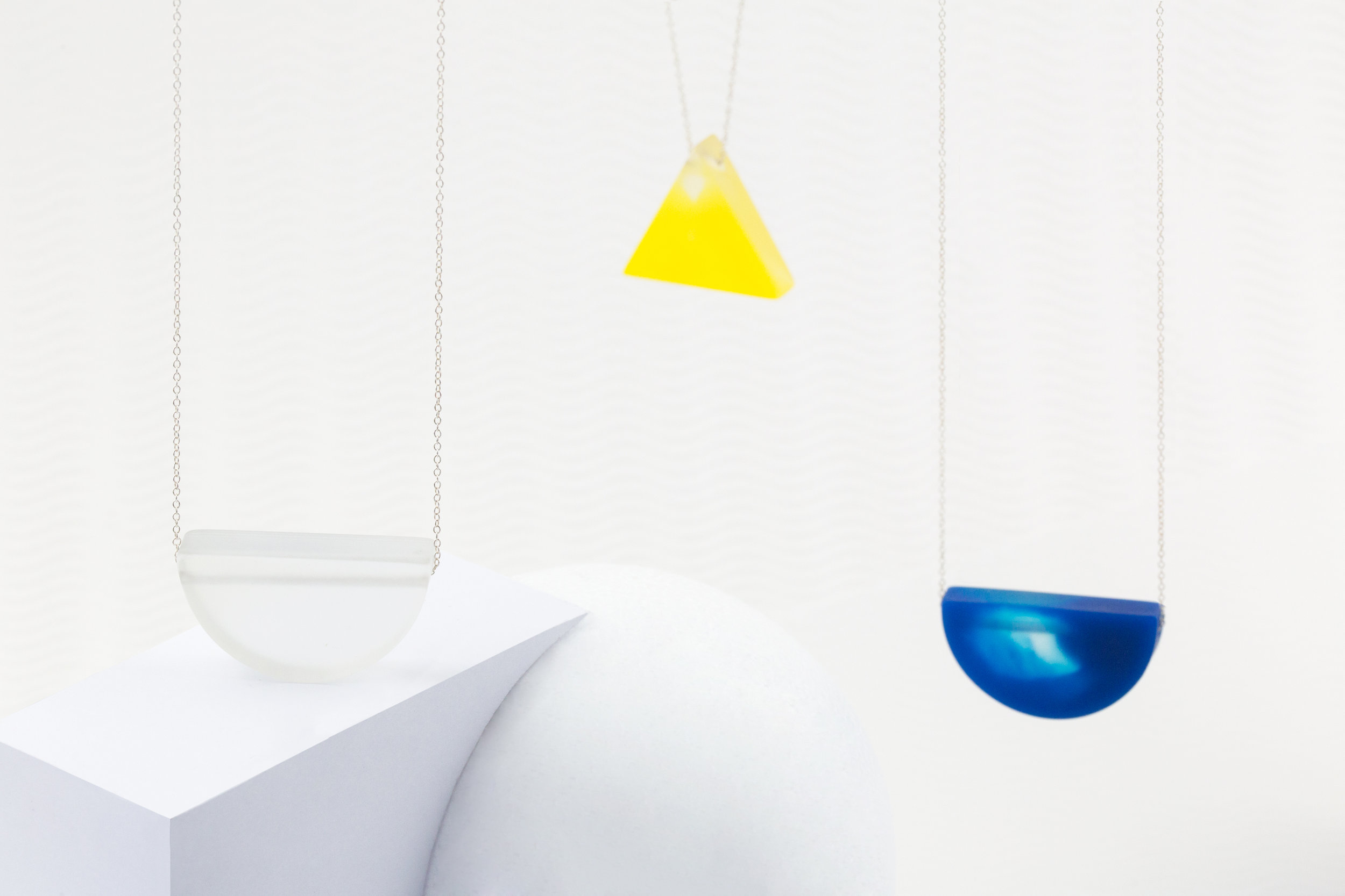Jose Anglada Jewelry - Bauhaus-Necklace