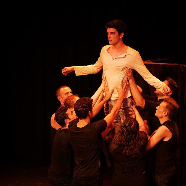Last performance today! #whoami #queerfringenyc @fringenyc