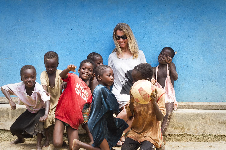 Teresa Abraços - Ghana