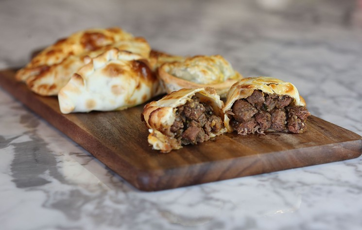 LA ESTANCIA ARGENTINA BRINGS ITS AWARD-WINNING EMPANADAS TO MIAMI'S HEALTH DISTRICT