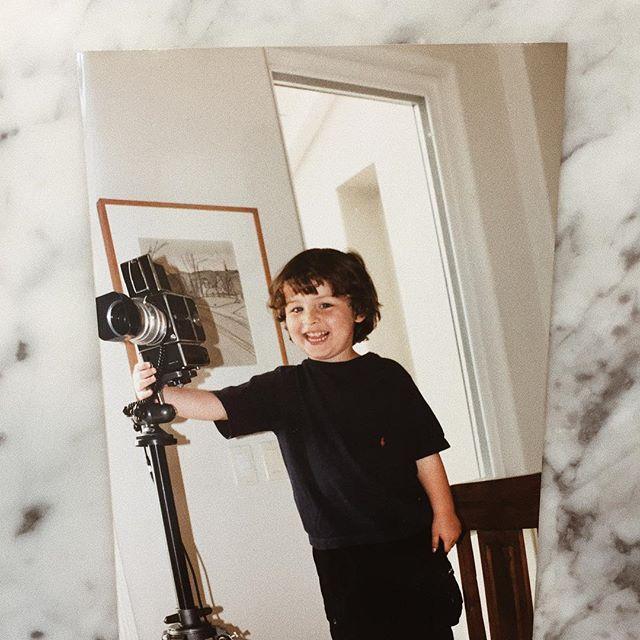 Director at a young age @maxchernov 😏