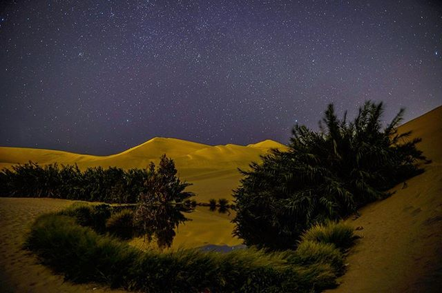 | 1010 | It was all a dream 🌌 -  #desert #starrynight #astrophotography #wonderful_places #discoverglobe #earthpix #bealpha #sonya7iii #visitperu #jetset #earth #iamtb #bestvacations #travelawesome
