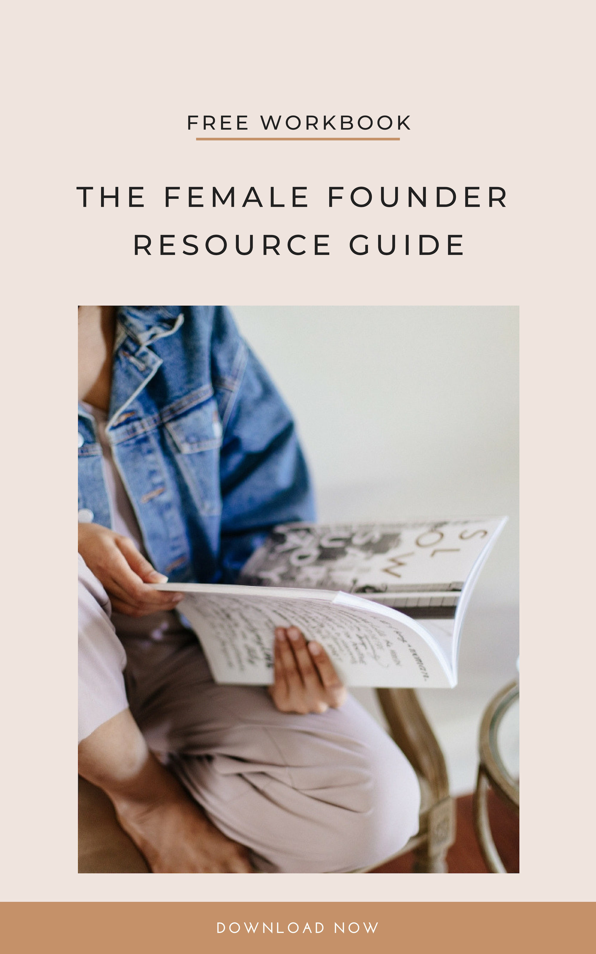 The Female Founder Resource Guide