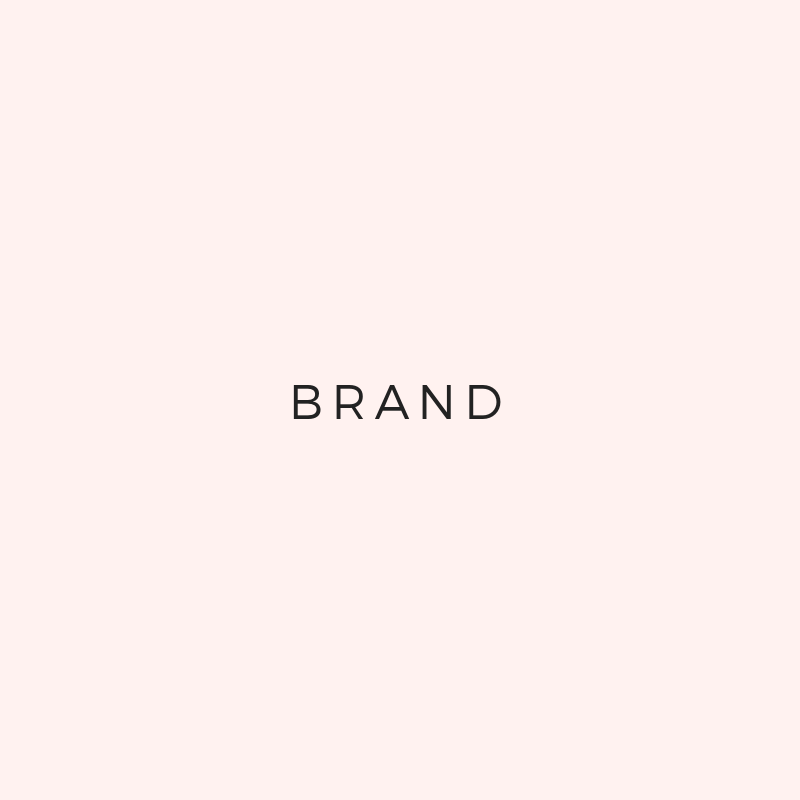 - You'll create a brand around your clientsYou'll plan name, logo, colors, imagesYou'll create copy and authenticity