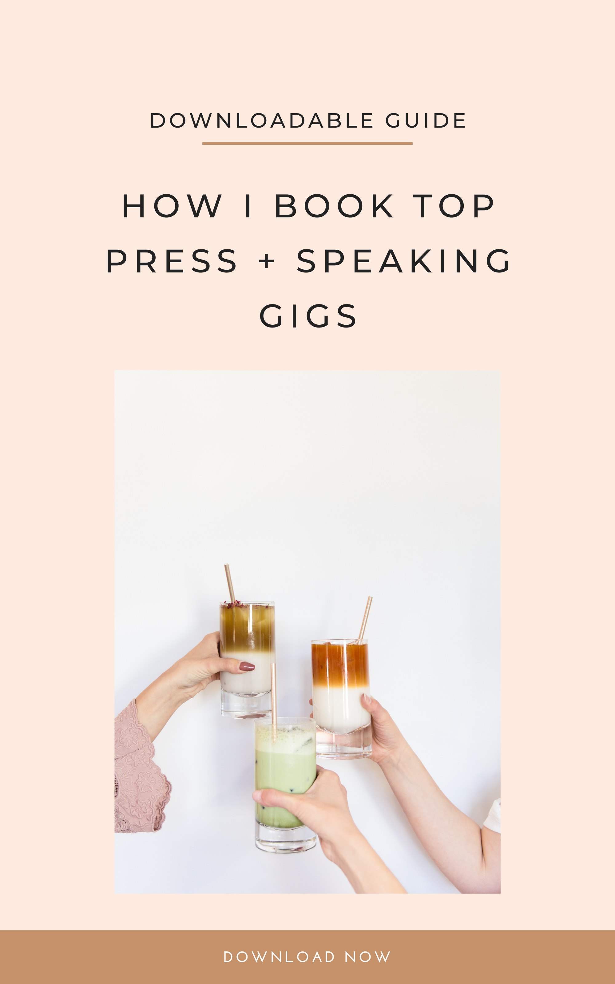 How I Book More Press