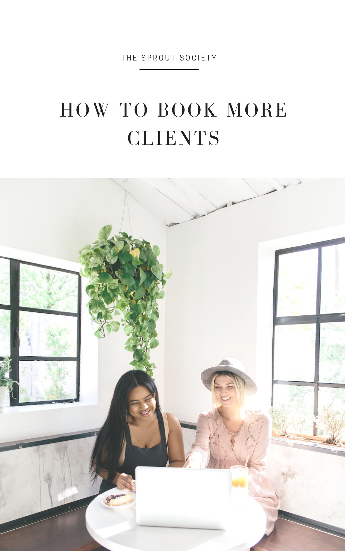 How to Book More Clients