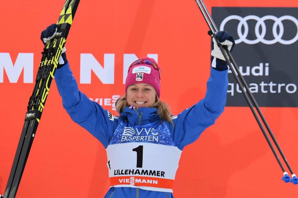 2017 World Cup Classic Sprint Bronze- Lillehammer, Norway (Rolf Zetterberg photo)