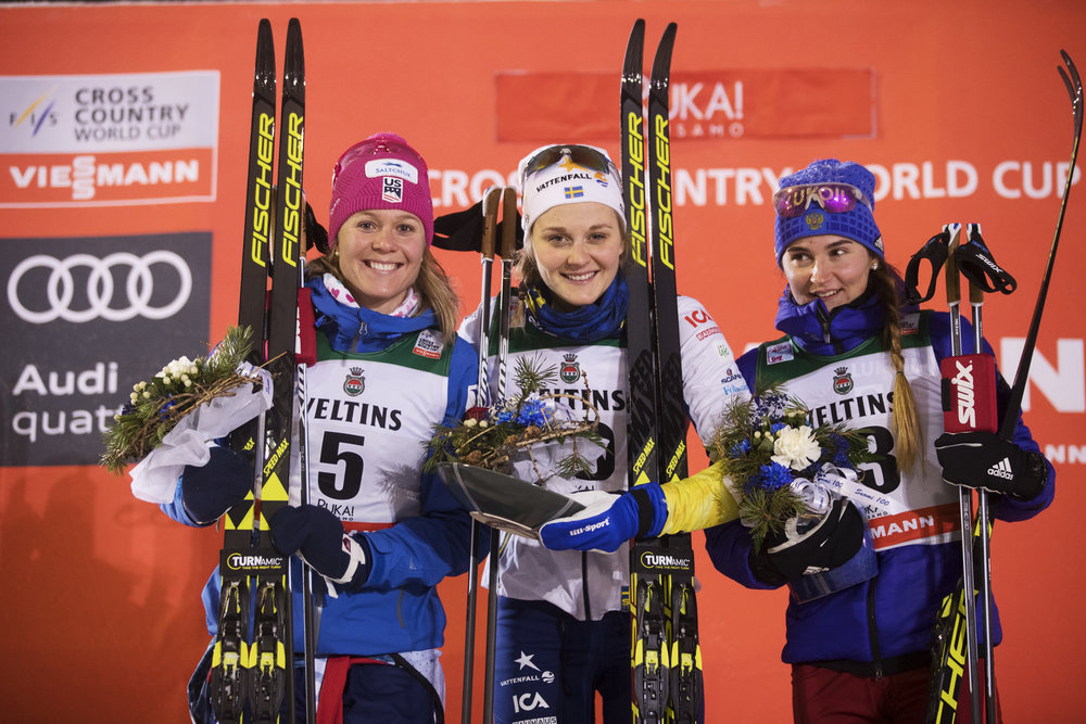 2017 World Cup Classic Sprint Silver- Kuusamo, Finland (Getty Images)