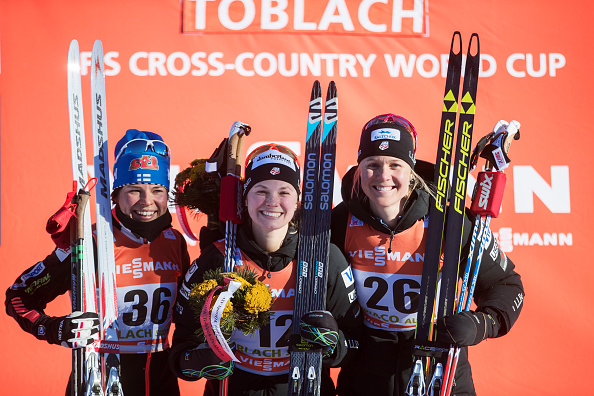 2017 5K Skate World Cup Bronze Medal- Toblach, Italy (Getty Images)