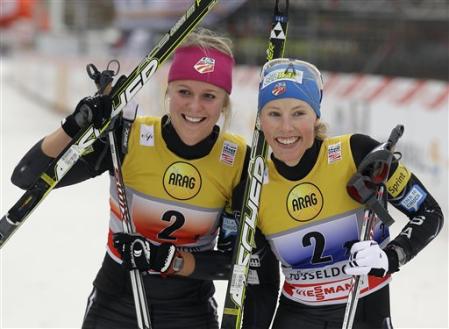 2013 Skate Team Sprint Bronze Medal- Dusseldorf, Germany (Getty Images)