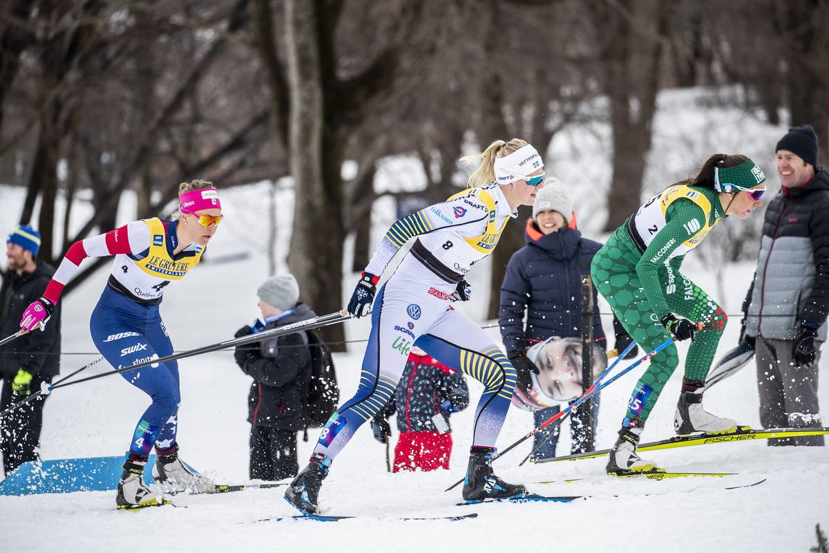 Using my tools to chase. (Nordic Focus photo)