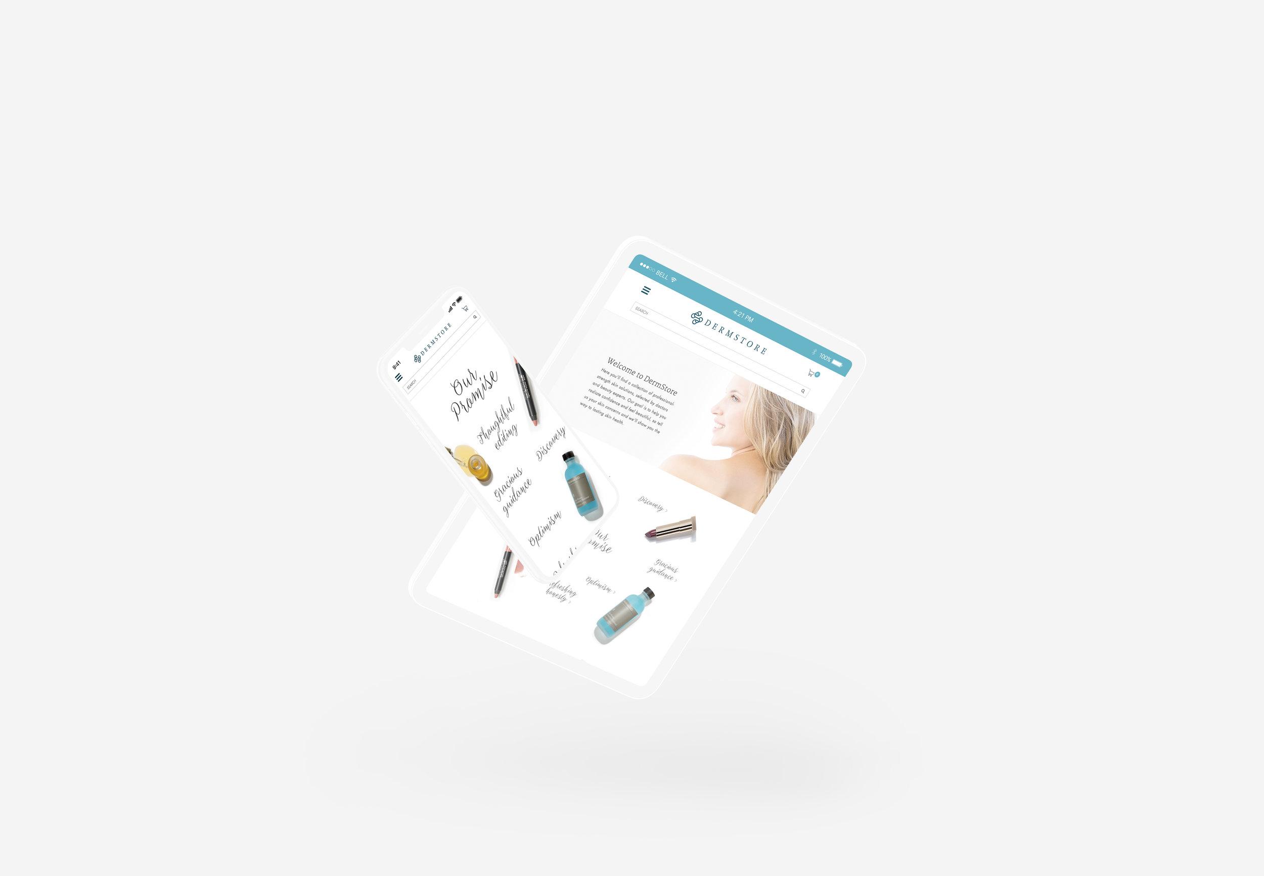 dermstore-responsive-views
