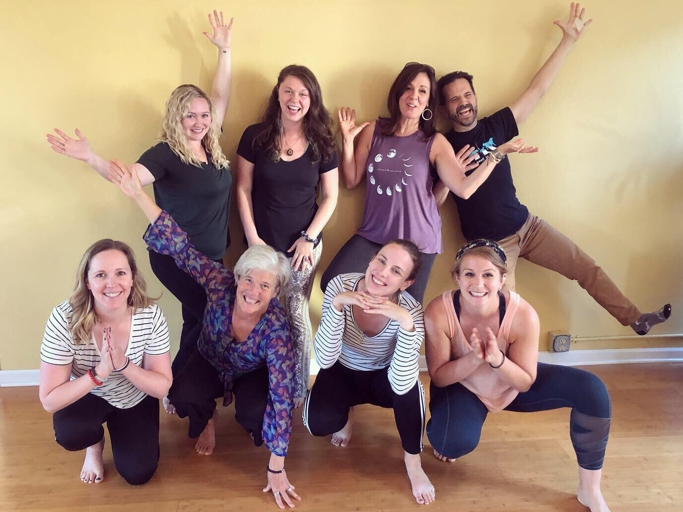 Seattle Kids Yoga — Teacher Training