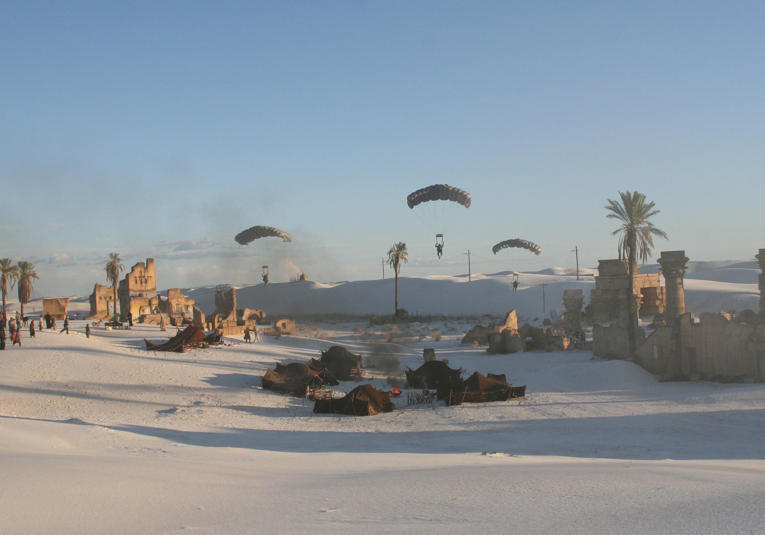 Tactical Flight Training