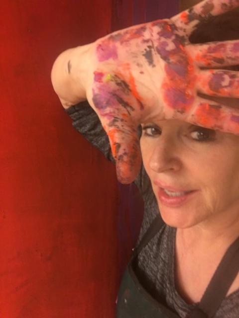 Vicki Colburn Featured Artist Asia America