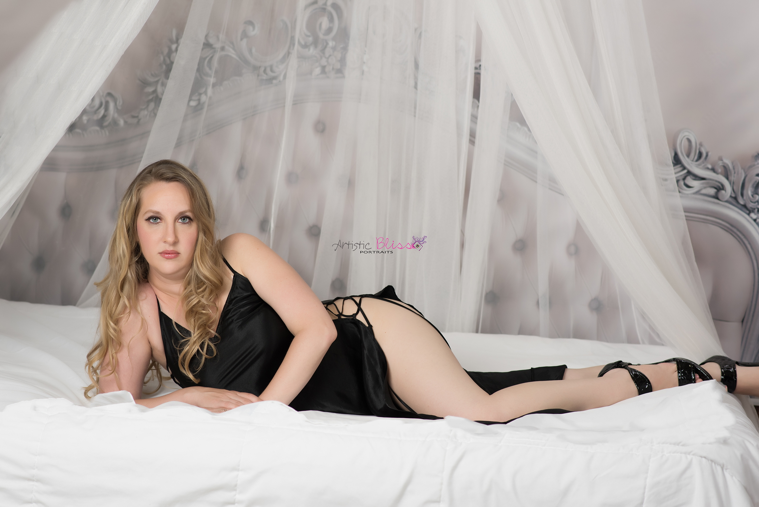 Boudoir by Artistic Bliss Portraits Cornelius, OR