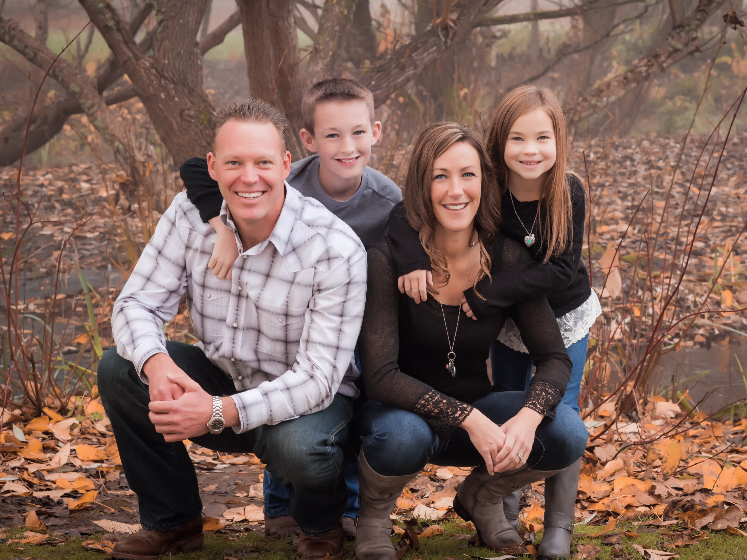 Amazing Family Outdoor by Artistic Bliss Portraits Cornelius, OR