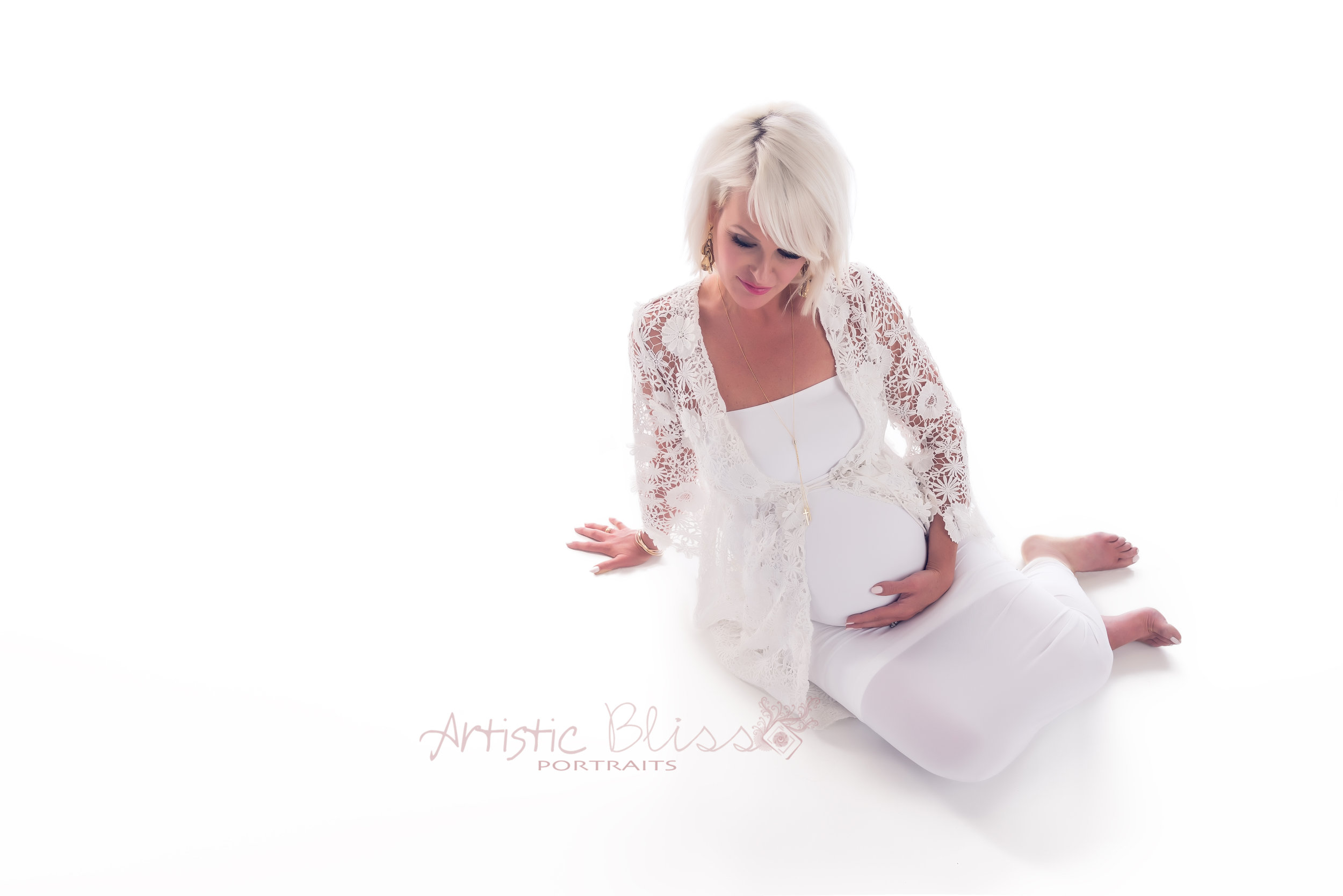 Angelic Maternity Photography