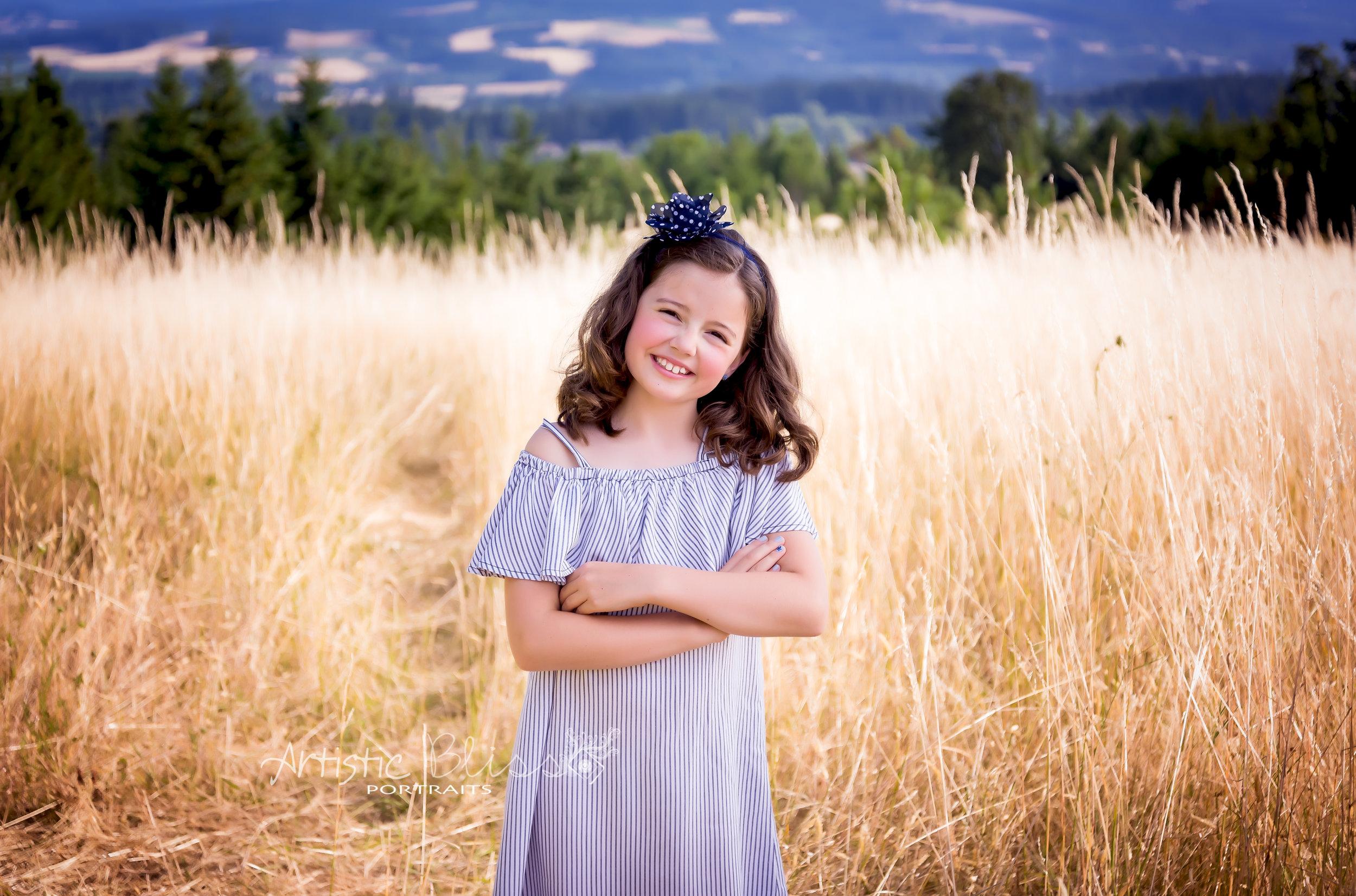Outdoor Photography by Artistic Bliss Portraits Beaverton, Hillsboro, Cornelius, Forest Grove, Oregon