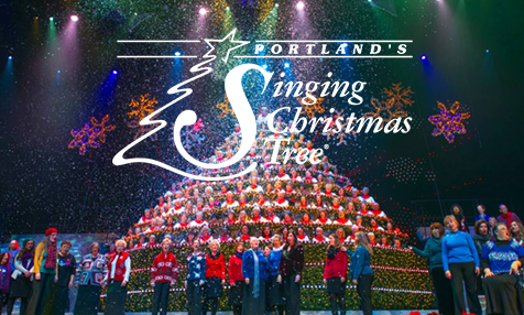 Proud Donor to the Portland Singing Christmas Tree