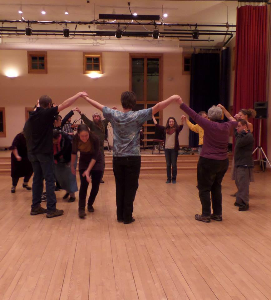 St. Martin's Hall is a great space for dances, plays, and concerts!