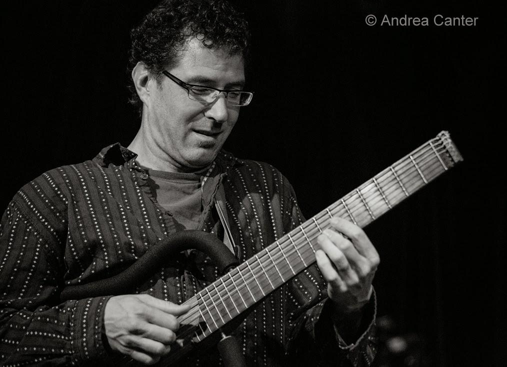 Guitarist Chris Olson