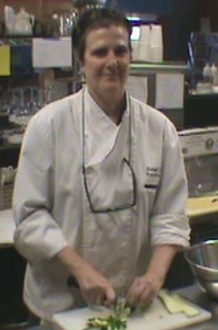 Chef Shelagh Connolly