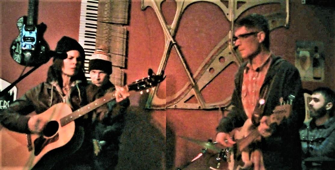 Greg Schutte/drums, Blair Krivaenk/guitar and Nick Salisbury/bass