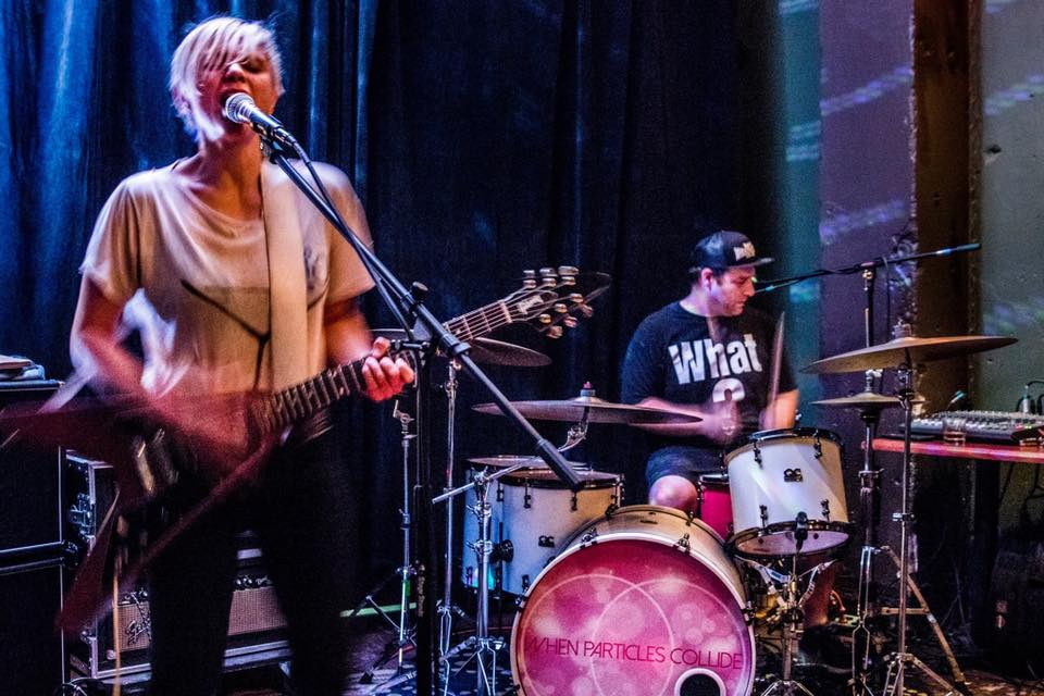 Sasha Alcott and Chris Viner of WPC will be playing an acoustic show at the Black Dog as part of their UNSTOPPABLE TOUR 2017