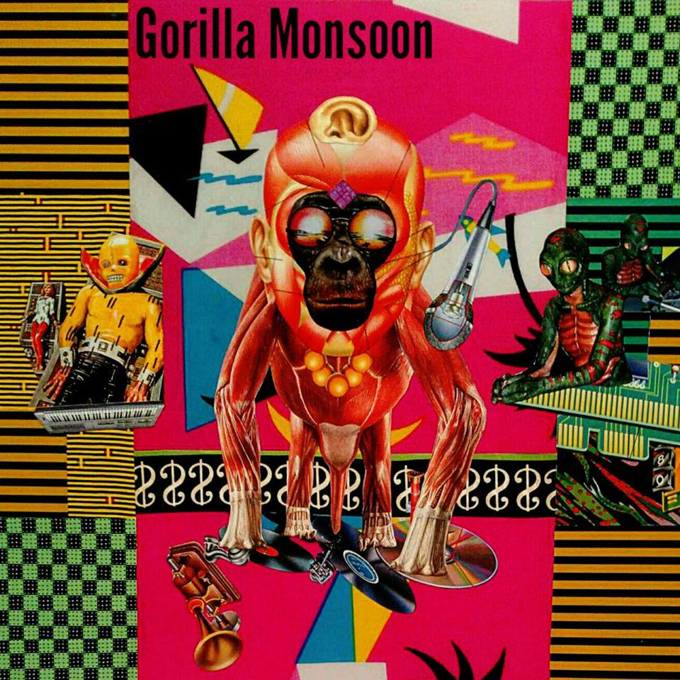 Gorilla Monsoon is a MN band consisting of Vocalist Ryan Long, Rock Steady Bassist Dan Shumaker, Rhythm Guitarist Matt May, and a lead guitarist named Joe