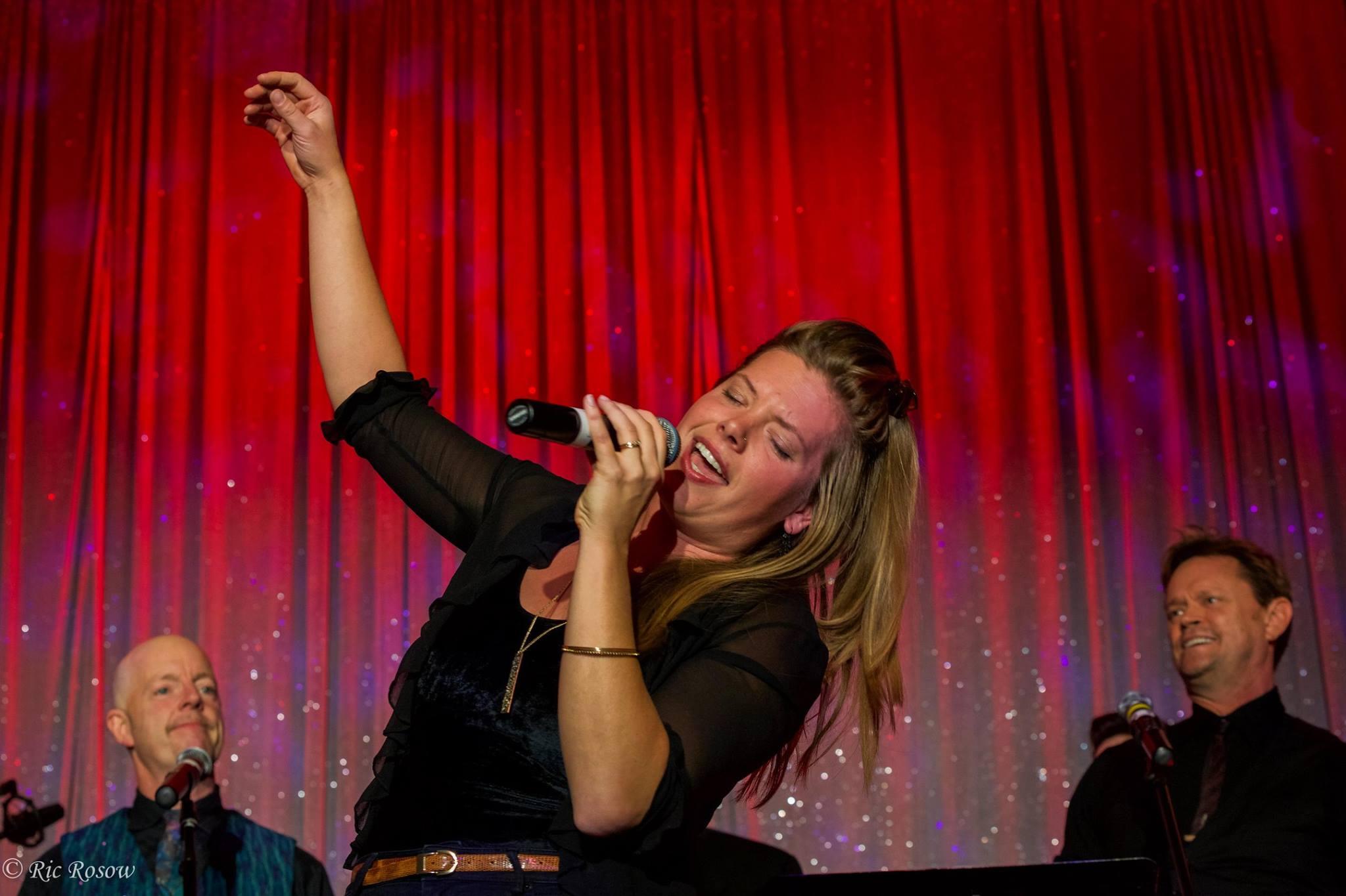 Vocalist Christina Pawlowski