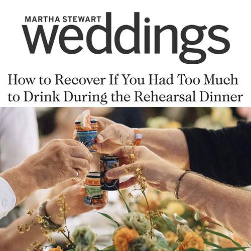 Martha Stewart Weddings - Online