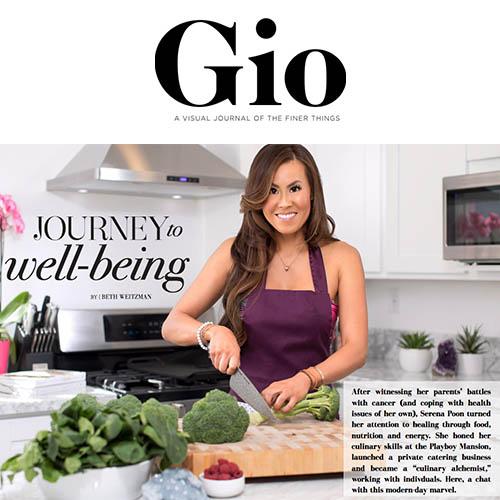 Gio Journal - Magazine