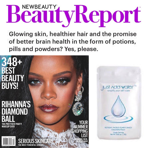 NEWBEAUTY: Beauty Report - Print