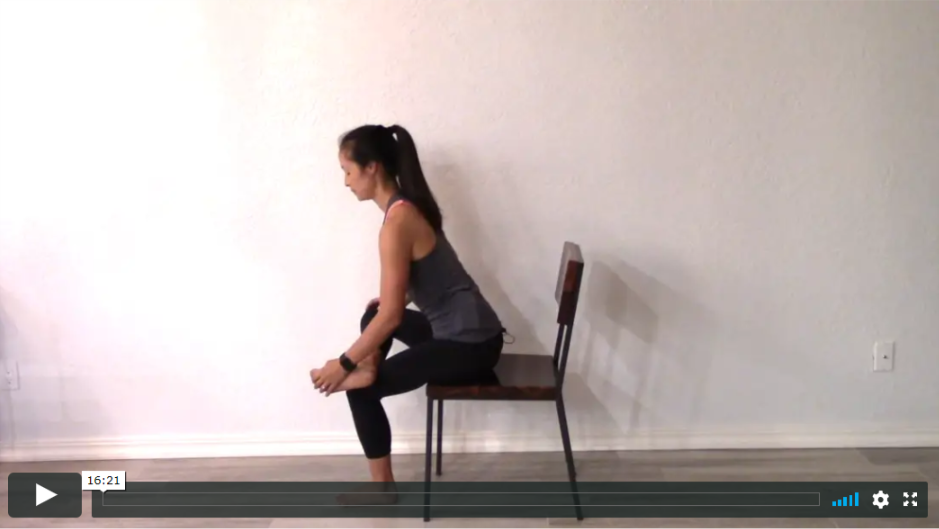 SEATED FLEXIBILITY - Episode 6- Download Show Notes