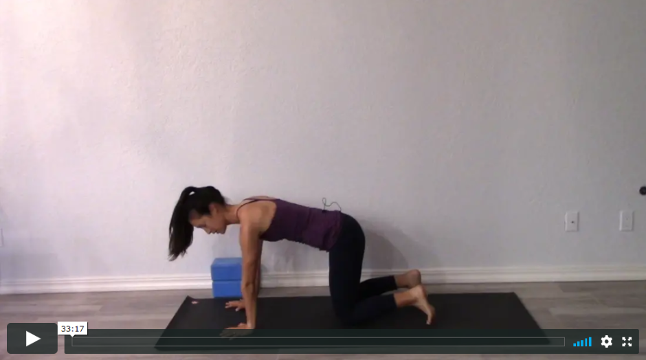 FLEXIBILITY FOR LOWER BACK PAIN AFTER SITTING - Episode 8- Download Show Notes
