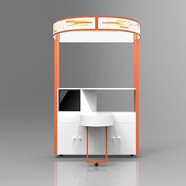 QH Health Kiosk - Industrial Design, Branding, Research, Supply Chain