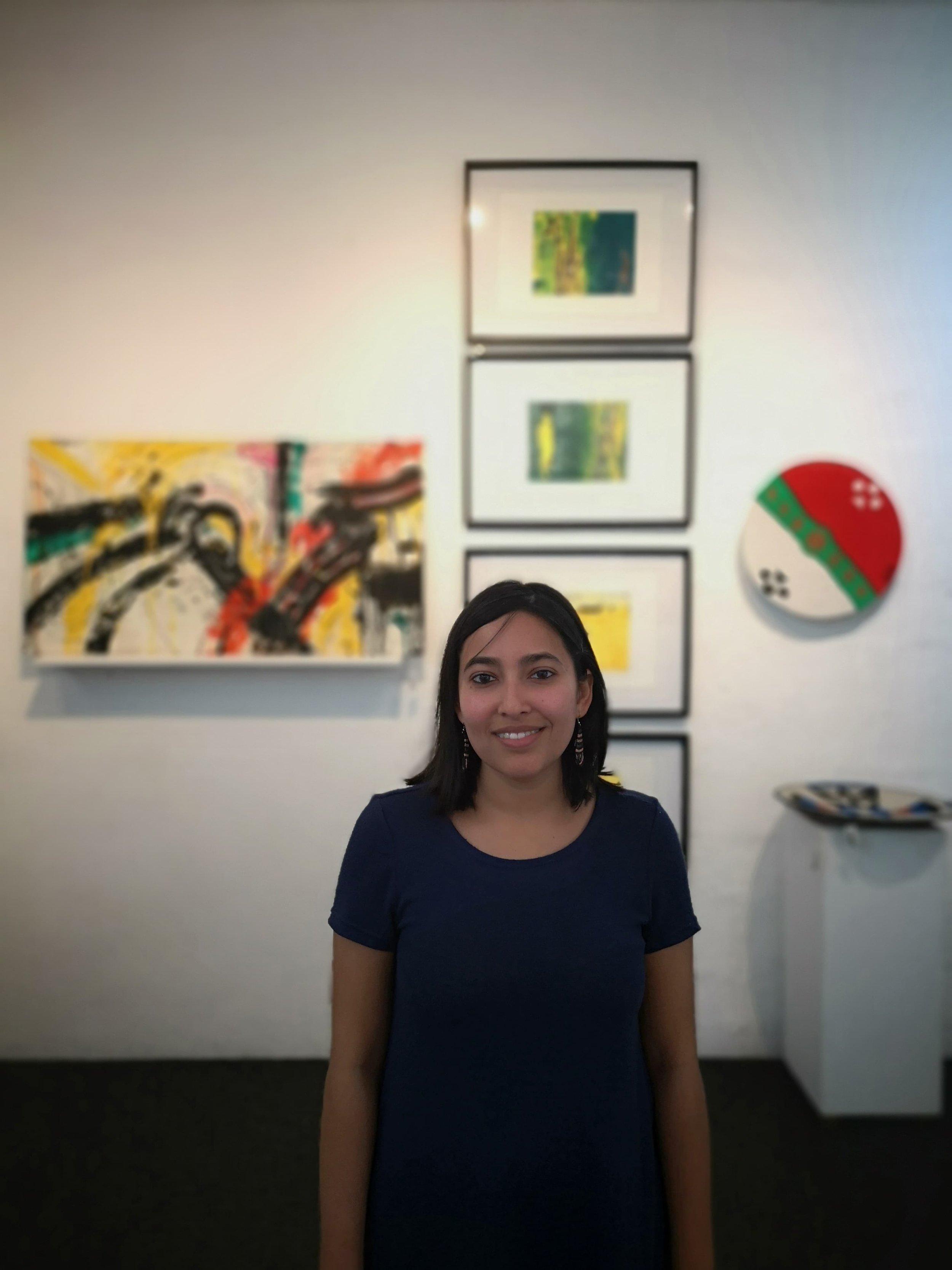Sumayya Menezes   Specialist at KZNSA Gallery