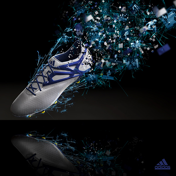 Jonathan was commissioned by HK Strategies and Adidas to shoot Messi's boot promoting Sport Infinity. A new project developing custom, recyclable, zero-waste clothing and boots so that the new boots you wear today could contain Messi's old ones.
