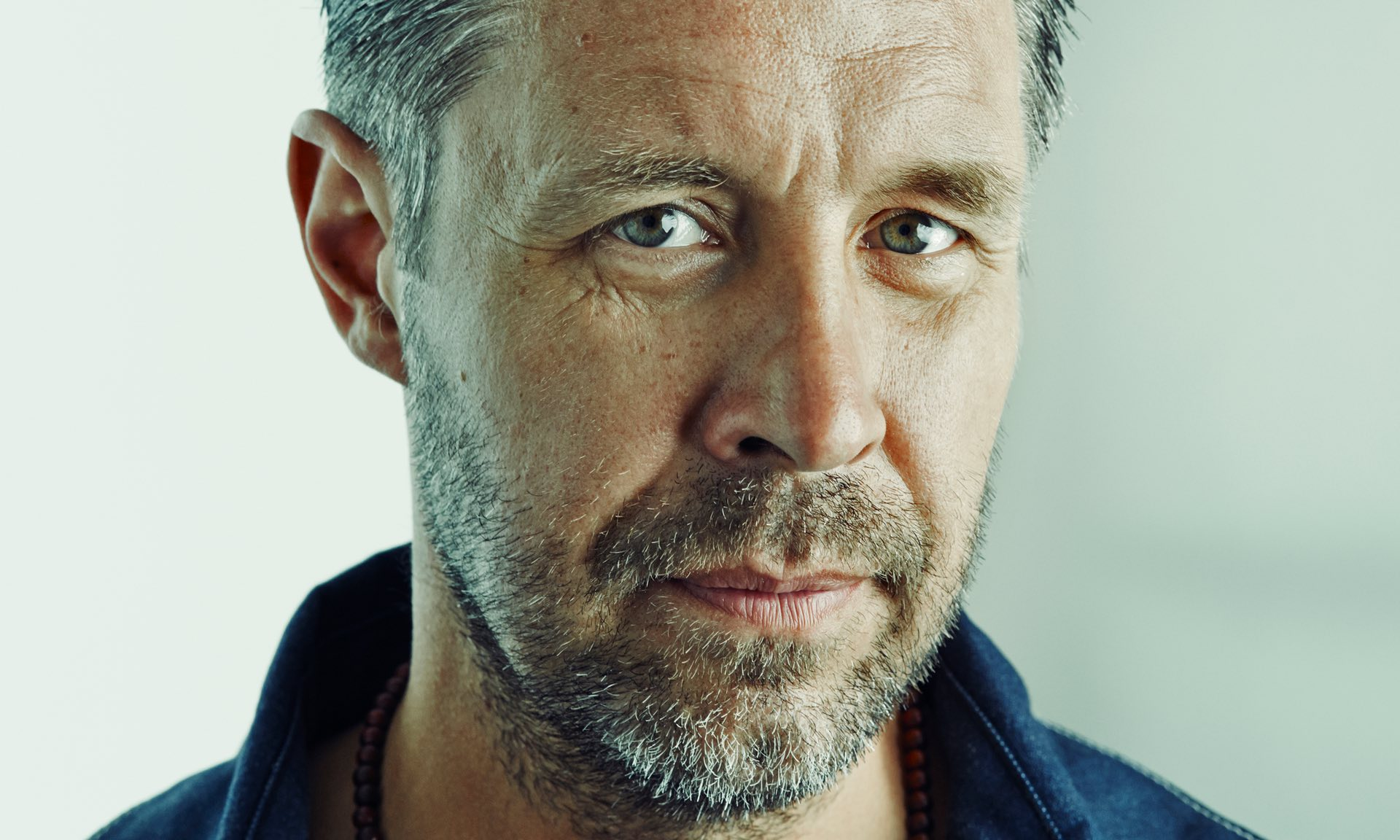 Phil Fisk photographs Paddy Considine