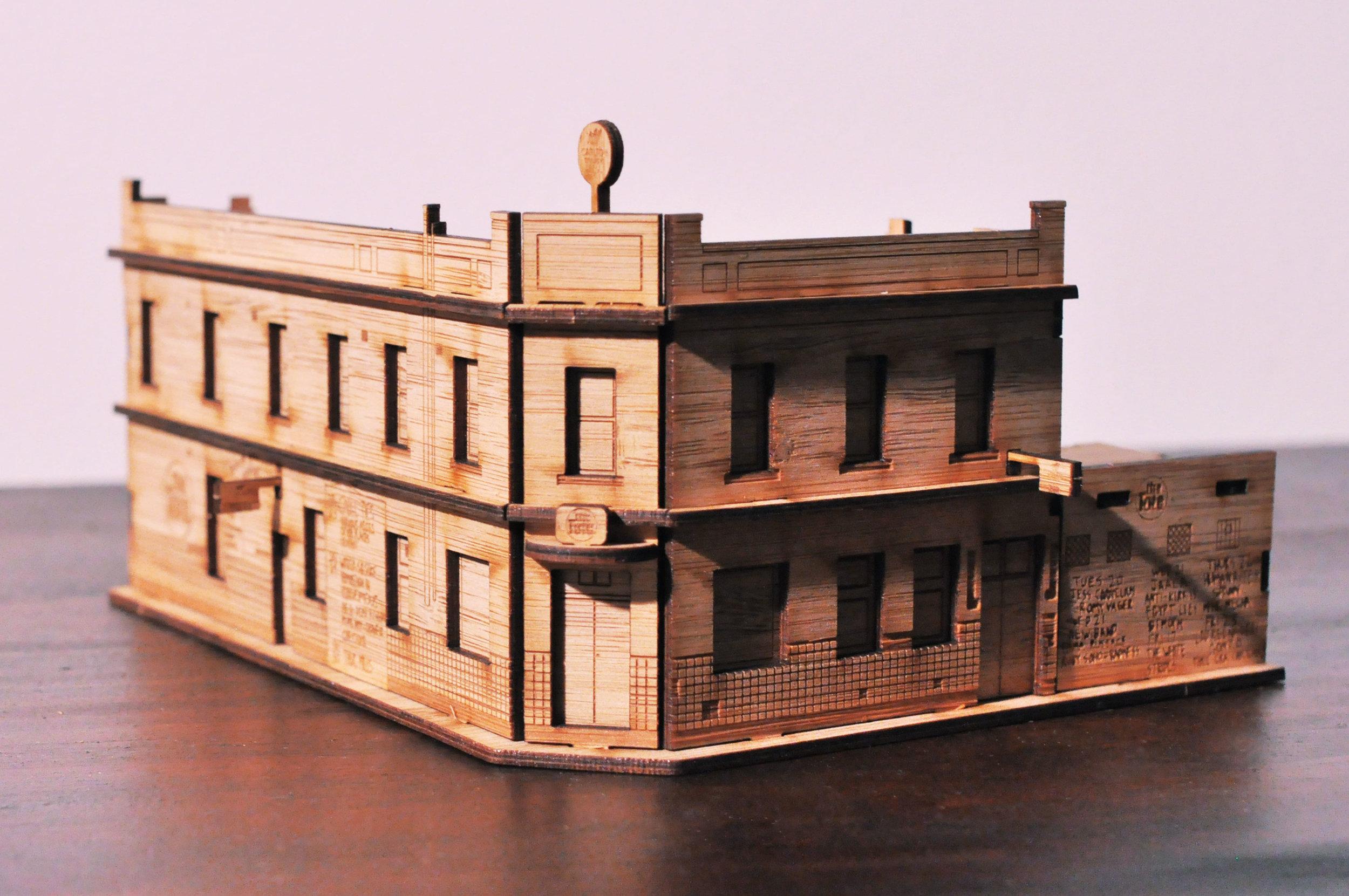 THE TOTE HOTELMELBOURNE. 1870 -