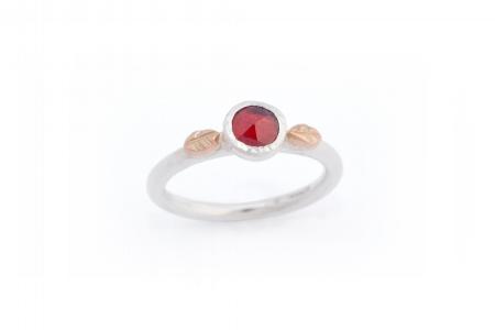 Constance Isobel, Garnet Ring.