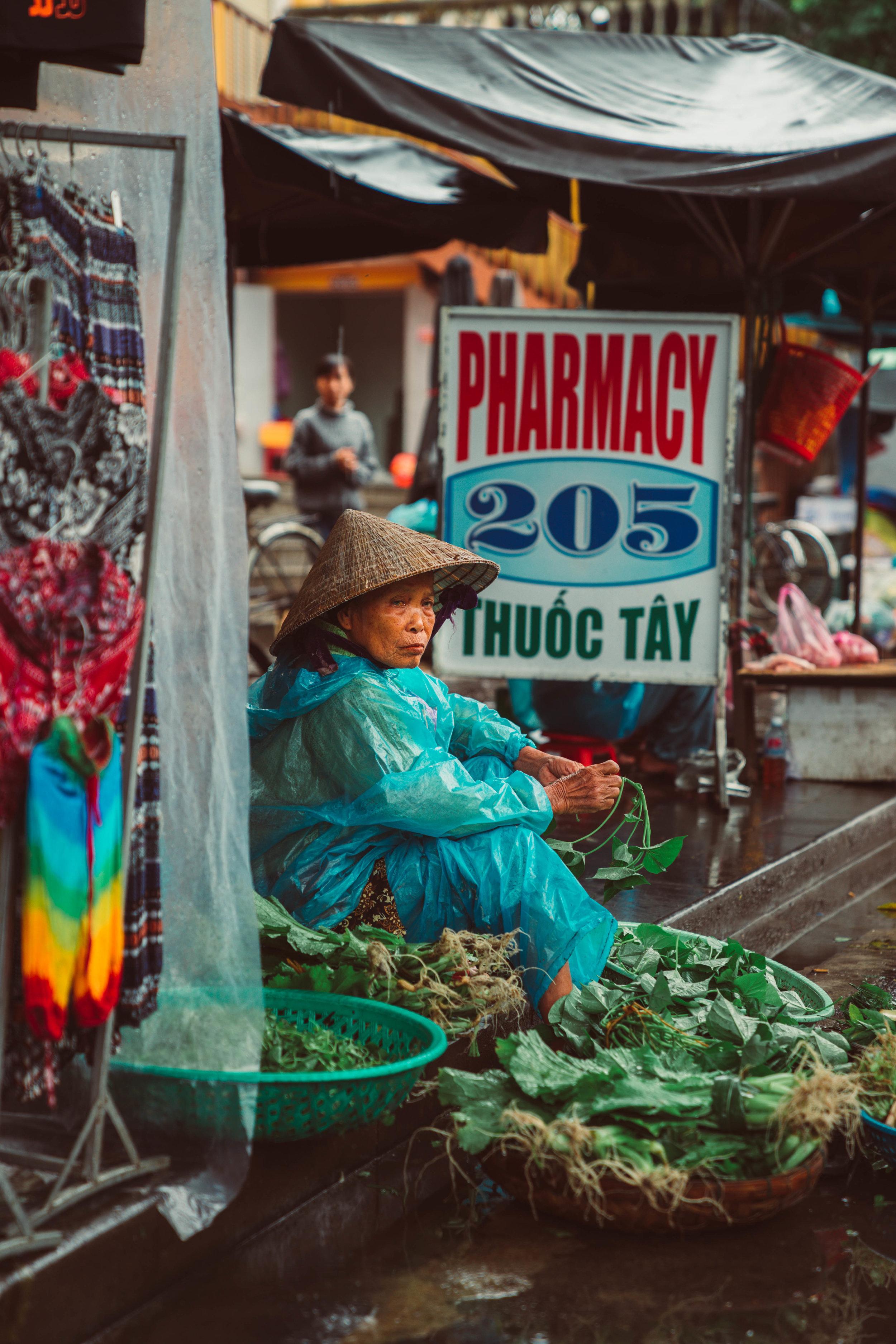 Tiger Market, Hoi An