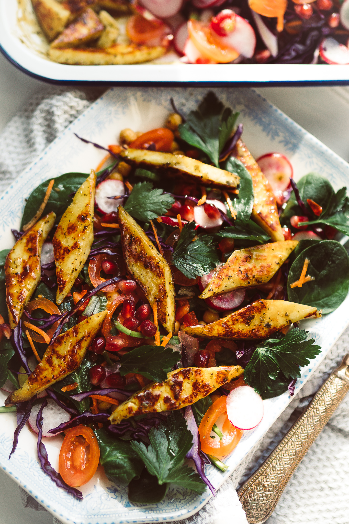 Golden Tiffin Paneer & Pomegranate Salad3.jpg