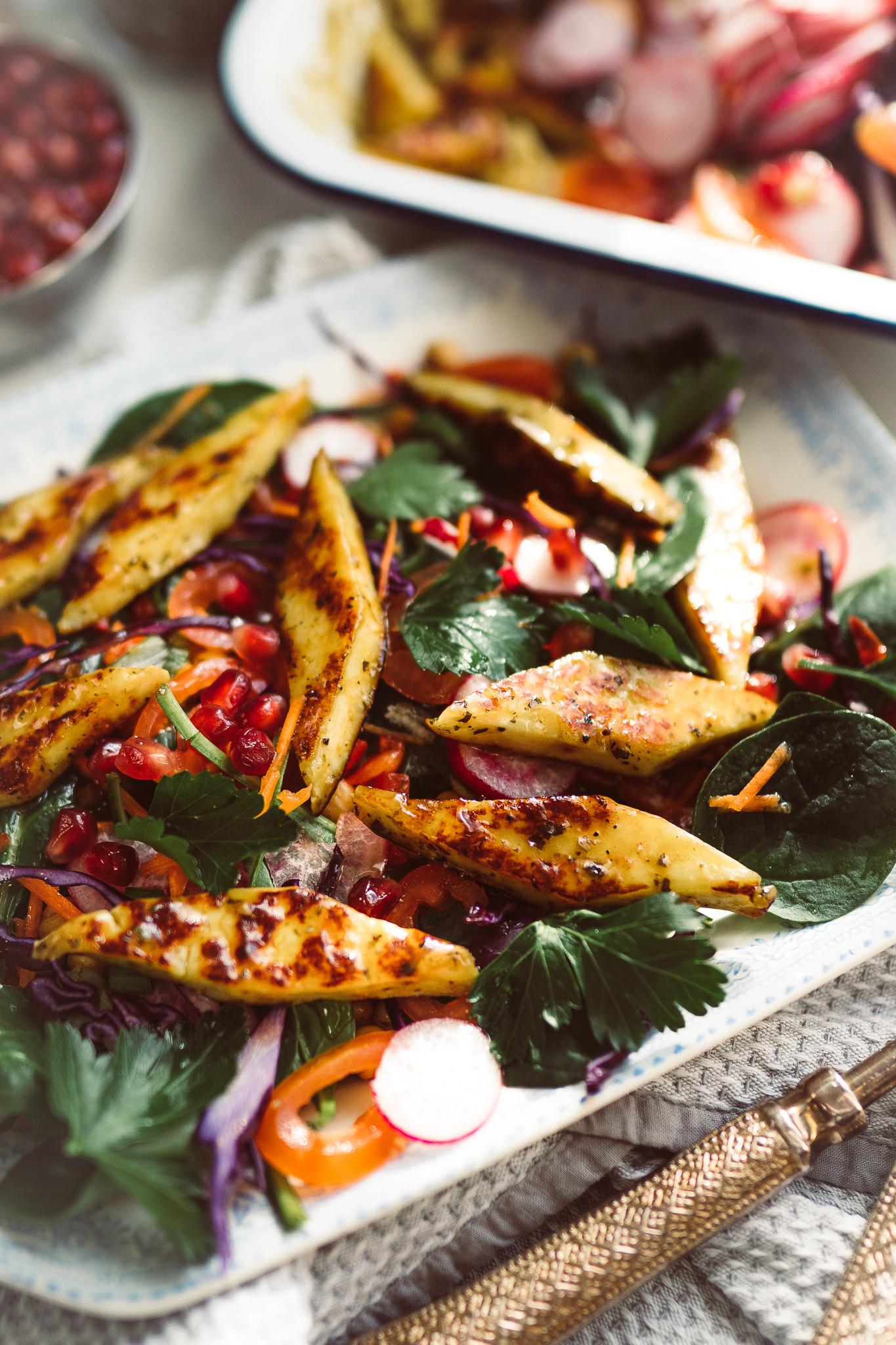 Golden Tiffin Paneer & Pomegranate Salad2.jpg