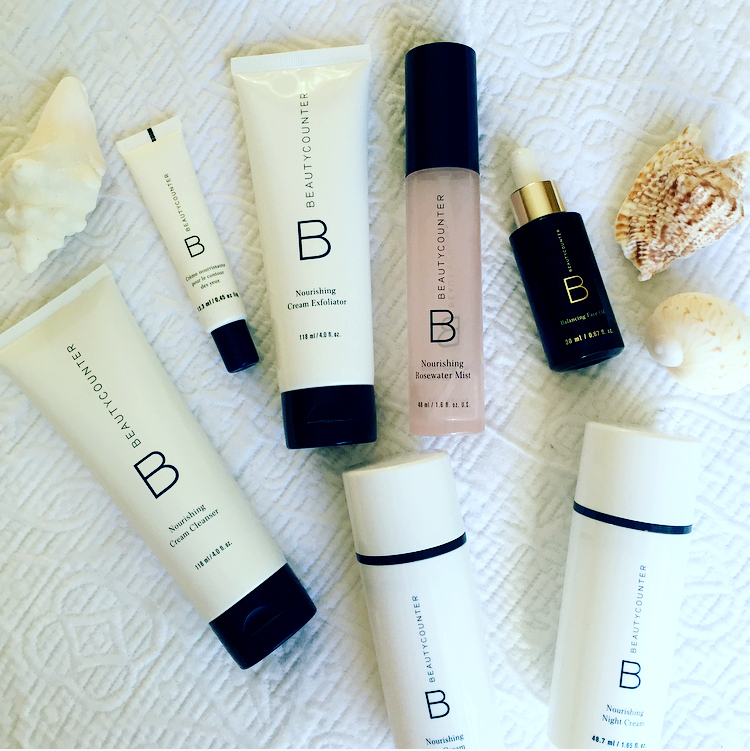 I received BeautyCounter products in exchange for an honest review. All opinions are my own, and are a reflection of my personal experience with this product. To purchase click  HERE .